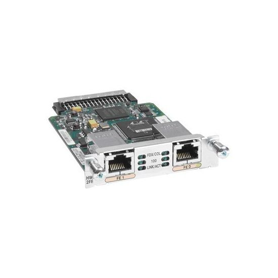Cisco High-Speed - ekspansionsmodul