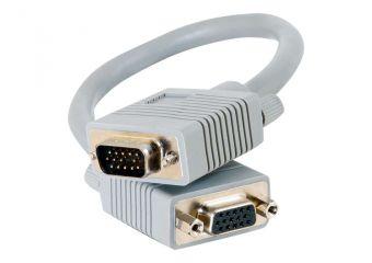 C2G Premium VGA forlængerkabel