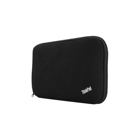 "Lenovo ThinkPad 13"" Fitted Reversible Sleeve - Sort/rød"
