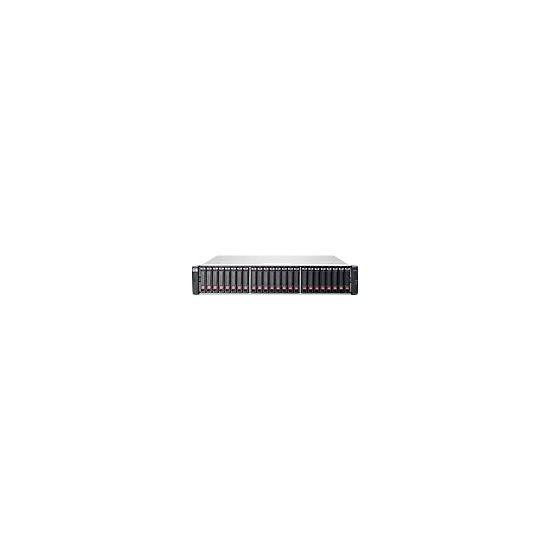 HPE Modular Smart Array 2040 SAN Dual Controller SFF Bundle Performance Tier - harddisk-array