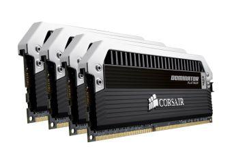 Corsair Dominator Platinum &#45 32GB: 4x8GB &#45 DDR3 &#45 1866MHz &#45 DIMM 240-pin