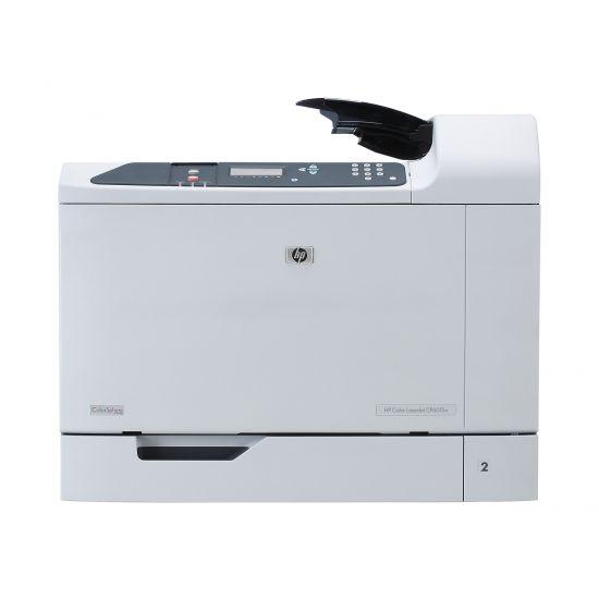 HP Color LaserJet CP6015n - printer - farve - laser