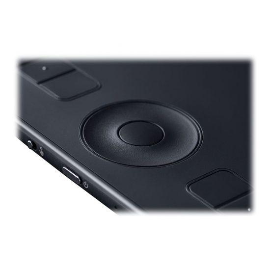Wacom Intuos Pro Medium - digitizer - USB, Bluetooth - sort