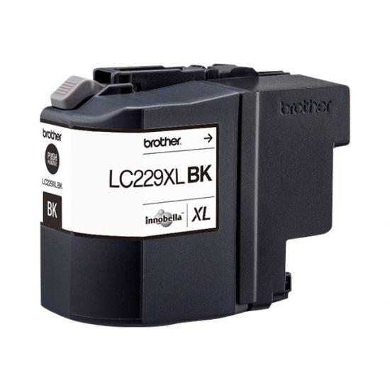 Brother LC229XLBK - sort - original - blækpatron