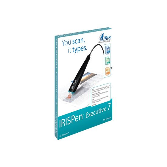 IRIS IRISPen Executive 7 - tekstlæser - håndmodel - USB