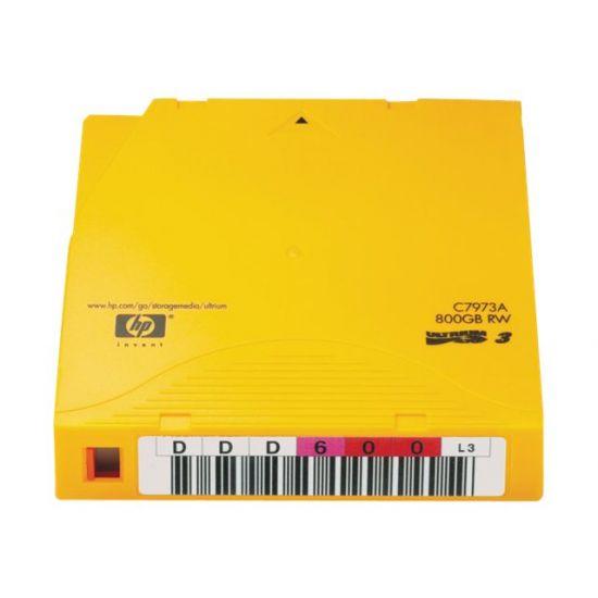 HPE - LTO Ultrium WORM 3 x 1 - 400 GB - lagringsmedie