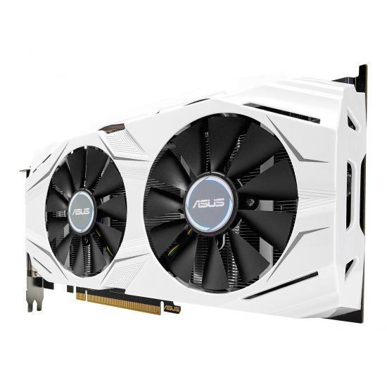 ASUS DUAL-GTX1060-O6G &#45 NVIDIA GTX1060 &#45 6GB GDDR5