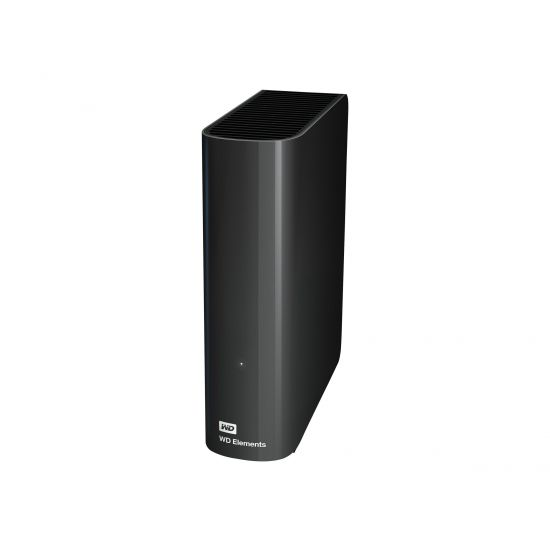 WD Elements Desktop WDBWLG0050HBK &#45 5TB - USB 3.0