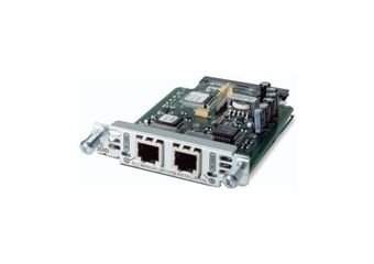 Cisco 2-Port FXS Enhanced and DID Voice/Fax Interface Card