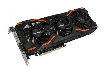 Gigabyte GeForce GTX 1080 WINDFORCE OC 8G &#45 NVIDIA GTX1080 &#45 8GB GDDR5X