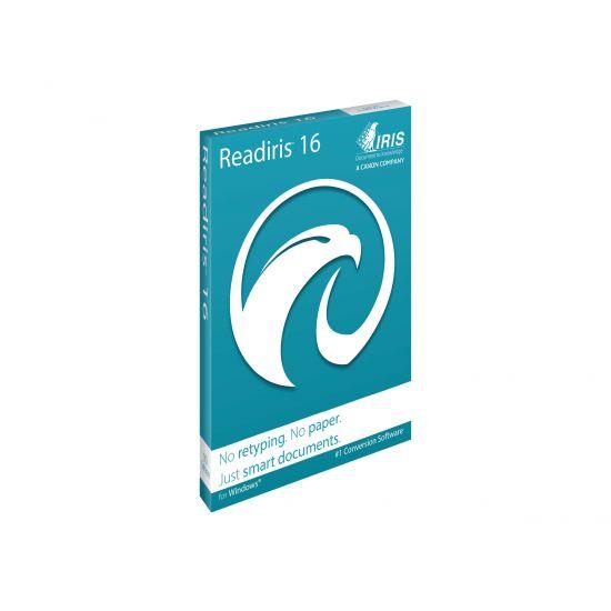 IRIS Readiris Pro (v. 16) - licens - 1 licens
