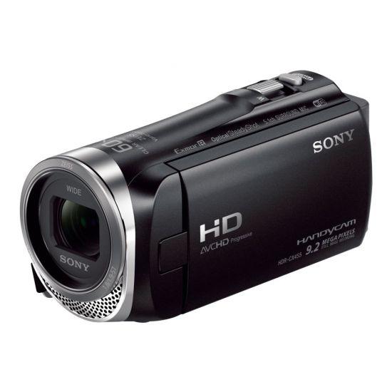 Sony Handycam HDR-CX450 - Videokamera - Carl Zeiss - lagring: flashkort
