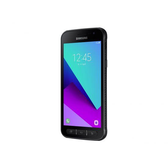Samsung Galaxy Xcover 4 - SM-G390F - sort - 4G HSPA+ - 16 GB - GSM - smartphone
