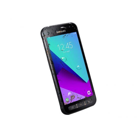 Samsung Galaxy Xcover 4 - sort - 4G HSPA+ - 16 GB - GSM - smartphone