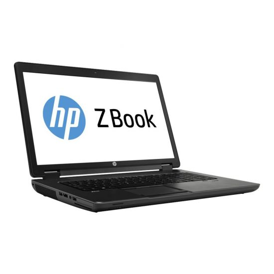 "HP ZBook 17 Mobile Workstation - 17.3"" - Core i7 4800MQ - 16 GB RAM - 256 GB SSD + 750 GB HDD"