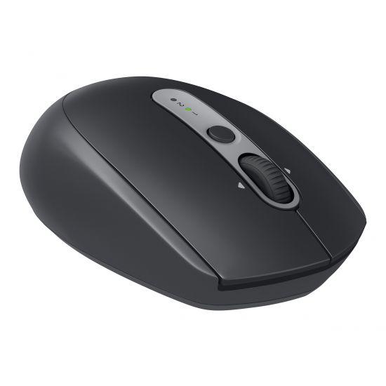 Logitech M590 Silent - mus - Bluetooth, 2.4 GHz - grafit tonal