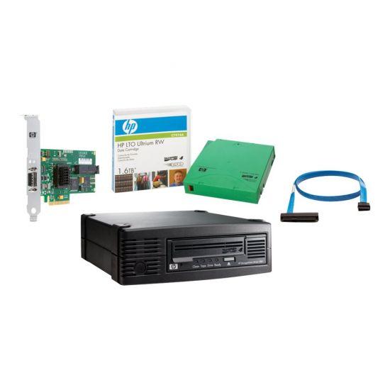 HPE StoreEver LTO-4 Ultrium 1760 - bånddrev - LTO Ultrium - SAS