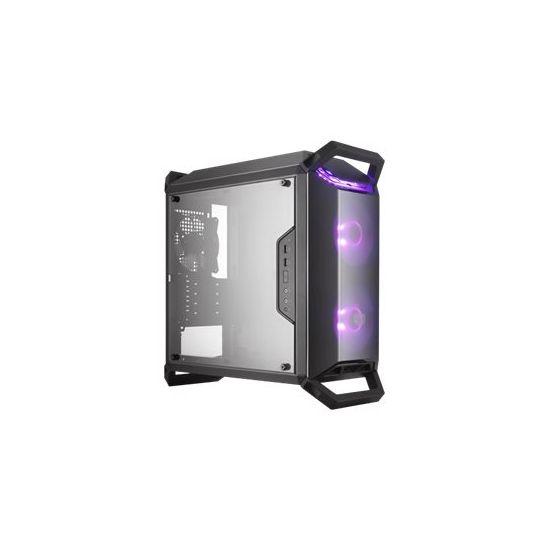 Cooler Master MasterBox Q300P - minitower - micro-ATX