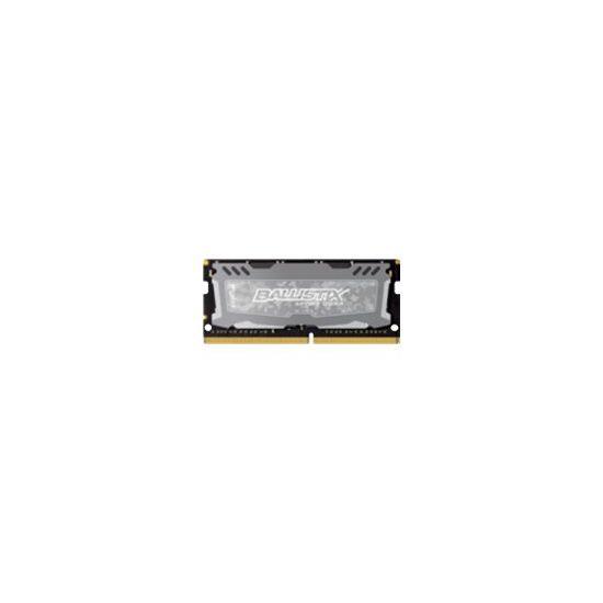Ballistix Sport LT &#45 4GB &#45 DDR4 &#45 2400MHz &#45 SO DIMM 260-PIN - CL16