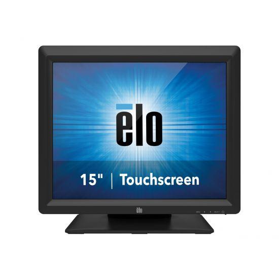 """Elo Desktop Touchmonitors 1517L AccuTouch Zero-Bezel &#45 LED-Skærm 15"""" 16ms - 1024x768 ved 75Hz"""