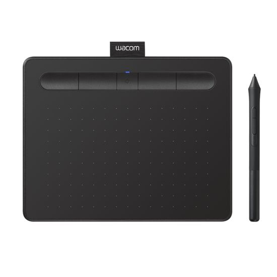 Wacom Intuos Digitizer Pen & Bluetooth Small Black