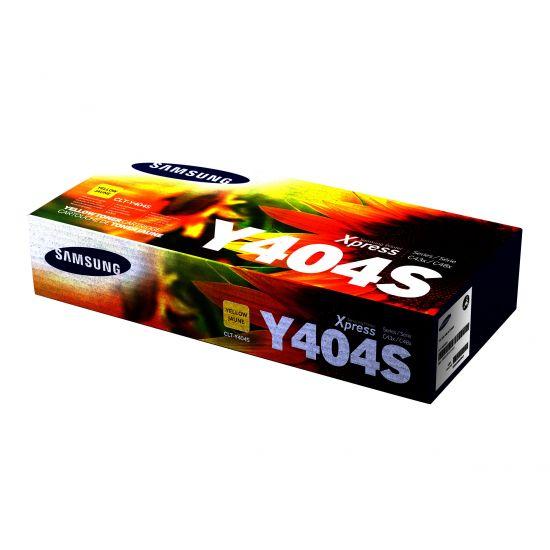Samsung CLT-Y404S - gul - original - tonerpatron