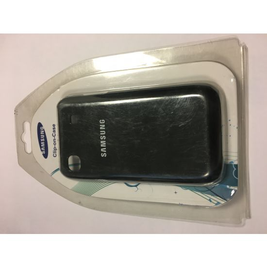 Galaxy S Clip-On - Glossy Black