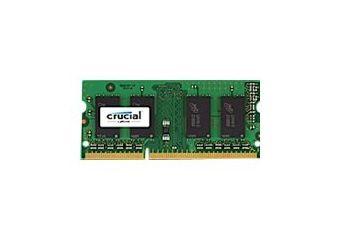 Crucial &#45 2GB &#45 DDR3L &#45 1600MHz &#45 SO DIMM 204-PIN