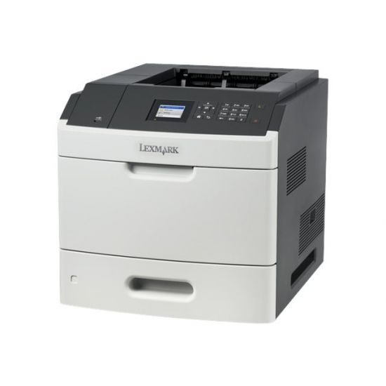 Lexmark MS810n sort/hvid laserprinter