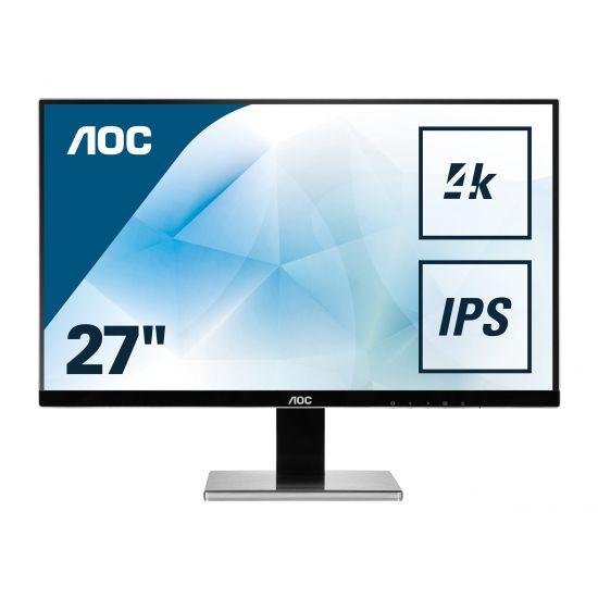 "AOC Pro-line U2777PQU &#45 WLED 27"" IPS - 4K 3840x2160 ved 60Hz"