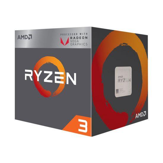AMD Ryzen 3 2200G / 3.5 GHz Processor - AM4