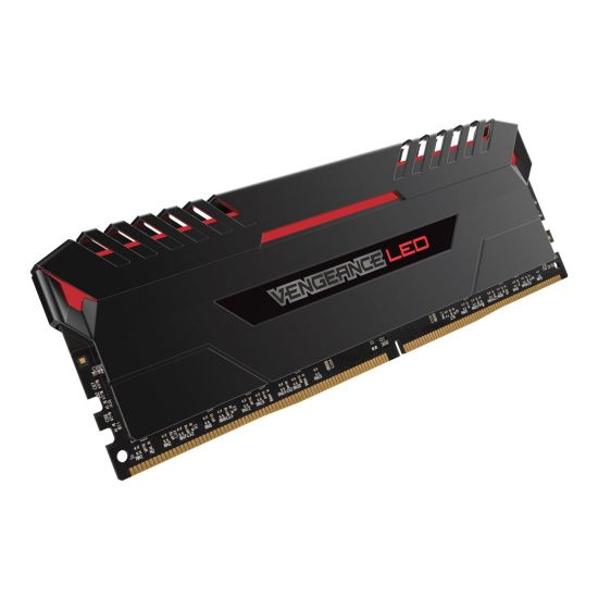 CORSAIR Vengeance LED &#45 16GB: 2x8GB &#45 DDR4 &#45 3000MHz &#45 DIMM 288-PIN - CL15