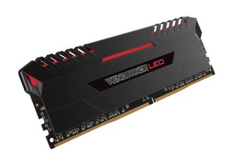 Corsair Vengeance LED &#45 16GB: 2x8GB &#45 DDR4 &#45 3000MHz &#45 DIMM 288-PIN