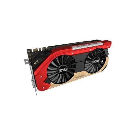 "Gainward GeForce GTX 1080 Phoenix ""GLH"" &#45 NVIDIA GTX1080 &#45 8GB GDDR5X - PCI Express 3.0 x16"