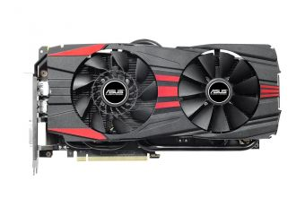 ASUS GTX960-DC2OC-4GD5-BLACK &#45 NVIDIA GTX960 &#45 4GB GDDR5