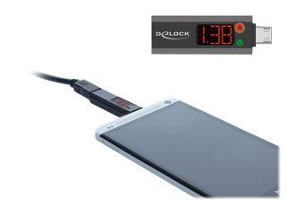 DeLOCK USB-strømforbrugsmåler