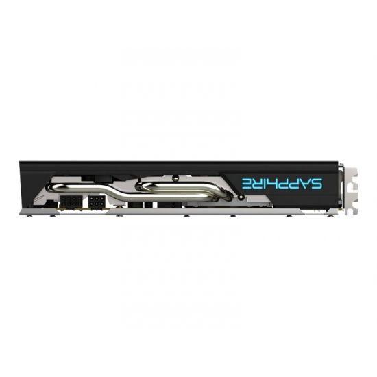 Sapphire NITRO+ RX 580 &#45 AMD Radeon RX580 &#45 8GB GDDR5 - PCI Express 3.0 x16