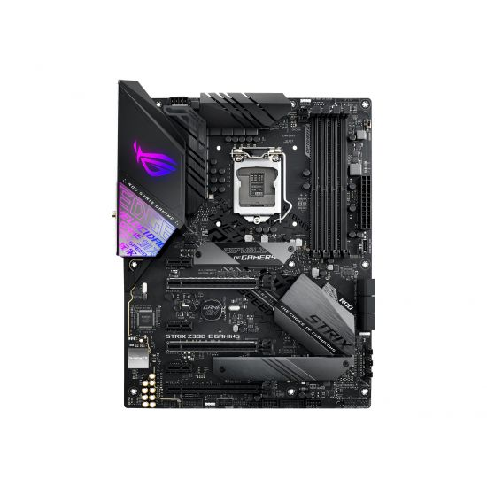 ASUS ROG STRIX Z390-E GAMING - bundkort - ATX - LGA1151 Socket - Z390