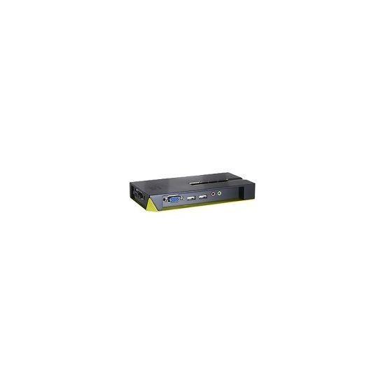 LevelOne KVM-0421 - KVM / audio-switch - 4 porte