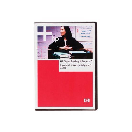 HP DSS Software (v. 4.0) - bokspakke - 1 enhed