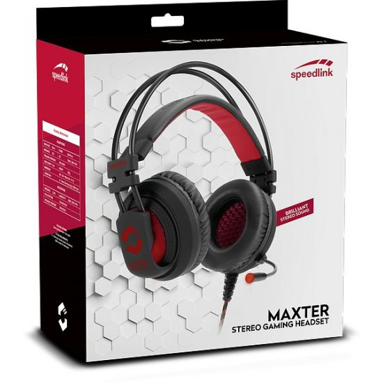 SPEEDLINK Maxter Stereo Gaming Headset
