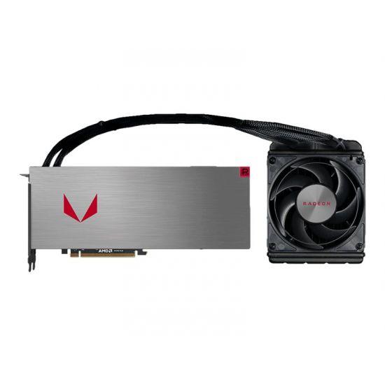 Gigabyte Radeon RX VEGA 64 Watercooling 8G &#45 AMD Radeon RXVEGA64 &#45 8GB HBM2 - PCI Express 3.0