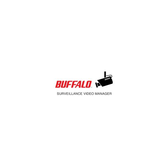 BUFFALO Surveillance Server Ip Camera Recording - licens - 5 ekstra IP-kameraer