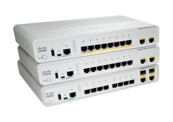 Cisco Catalyst Compact 2960CG-8TC-L