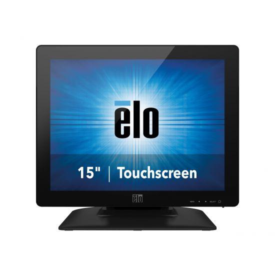 """Elo Desktop Touchmonitors 1523L iTouch Plus &#45 LED-Skærm 15"""" 25ms - 1024x768 ved 75Hz"""