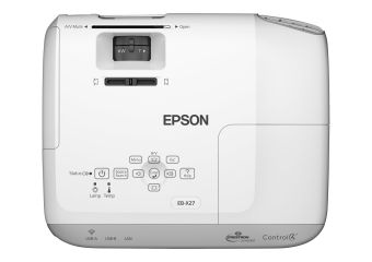 Epson EB-X27 3LCD projector