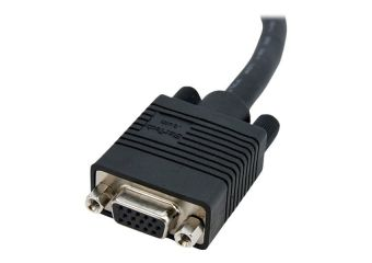 StarTech.com 15m Coax High Resolution Monitor VGA Video Extension Cable