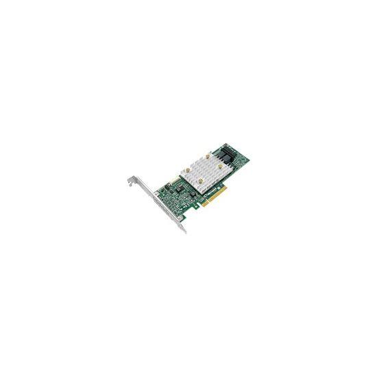 Microsemi Adaptec SmartHBA 2100 8i - styreenhed til lagring (RAID) - SATA 6Gb/s / SAS 12Gb/s - PCIe 3.0 x8