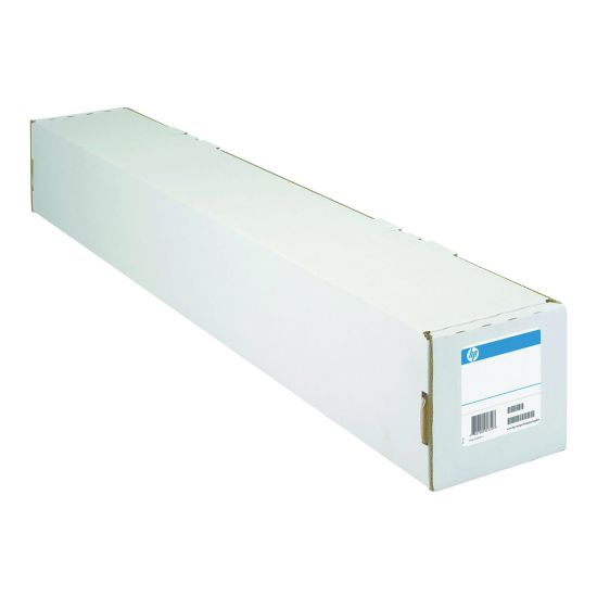 HP Colored Paper Yellow - papir - 1 rulle(r) - Rulle (127 cm x 45,7 m) - 95 g/m²
