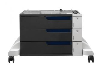 HP printer base med medie indføring